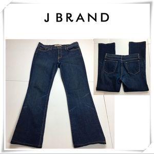 J Brand Boot Leg / bootcut Dark Wash